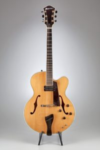 Buscarino Artisan Archtop with Roland GR-33 Guitar Synthesizer