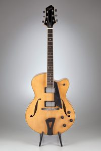 Comins GCS-16 Archtop