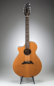 Breedlove SJ25 Custom 12 String – Walnut/Cedar
