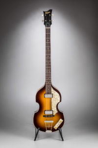 Hofner H500 Custom Shop V62 Violin Bass