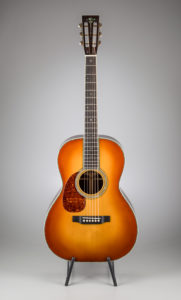 Preston Thompson 000 Sunburst