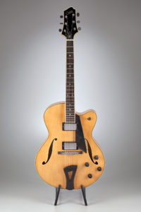 Comins GCS-16-2 Archtop