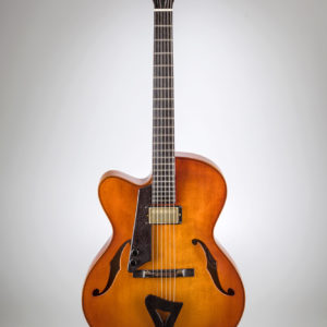 Comins Concert Archtop
