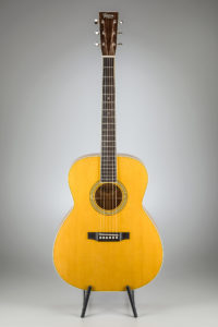 Preston Thompson – 0000 Maple Jumbo / Left Hand Model