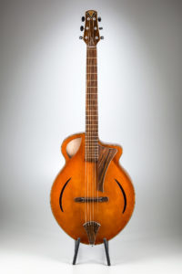 """Harshbarger """"Michelle"""" Archtop"""