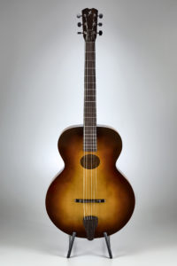 Tim May Carved Top Baritone Acoustic
